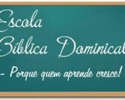 2º Trimestre Escola Dominical